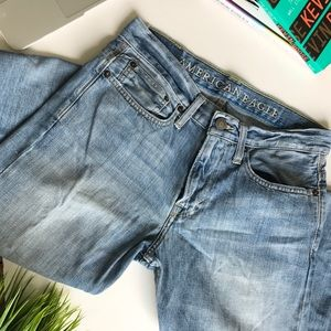 American Eagle Mens relaxed jeans Size 30/32